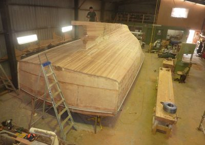 Bass Strait Motor Yacht New Boat Build