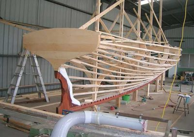 Corsair Couta Boat New Build