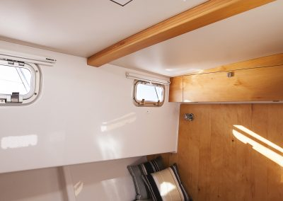 Bass Strait Motor Yacht Accommodation
