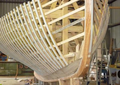 Couta Boat new build